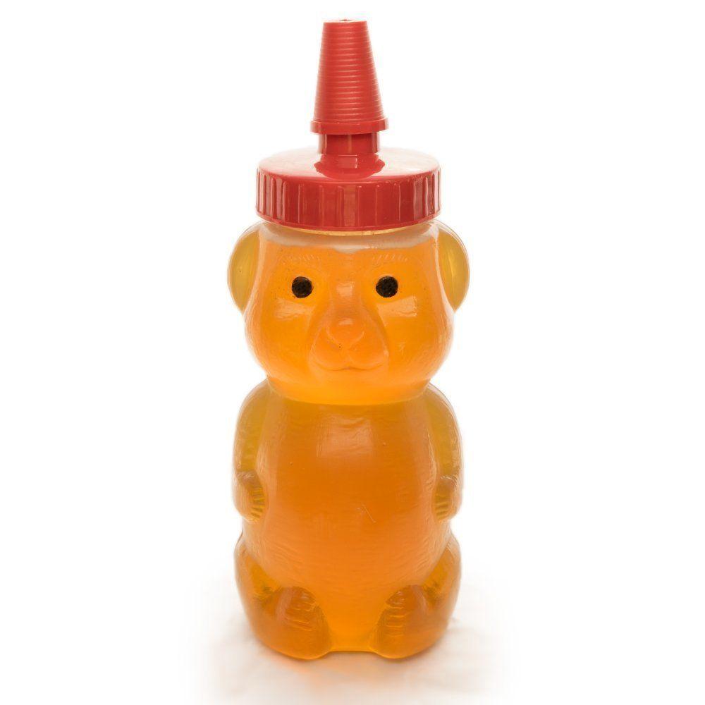 8 oz. Honey Bear