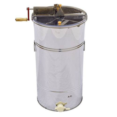 2-Frame Hand Crank Honey Extractor