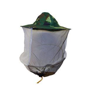 Camo Beekeeping Hat & Veil
