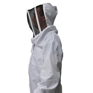 Cotton Beekeeping Suit with Hooded Veil