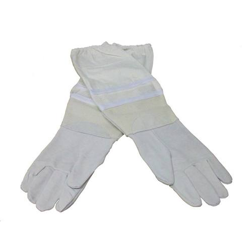 Large Goatskin Beekeeping Gloves