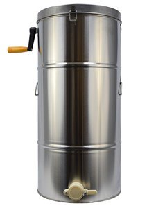 2-Frame Honeycomb Drum Honey Extractor