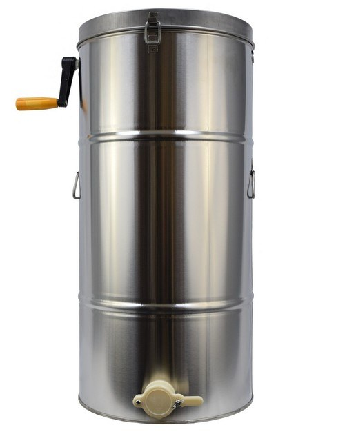 2-Frame Honeycomb Drum Honey Extractor