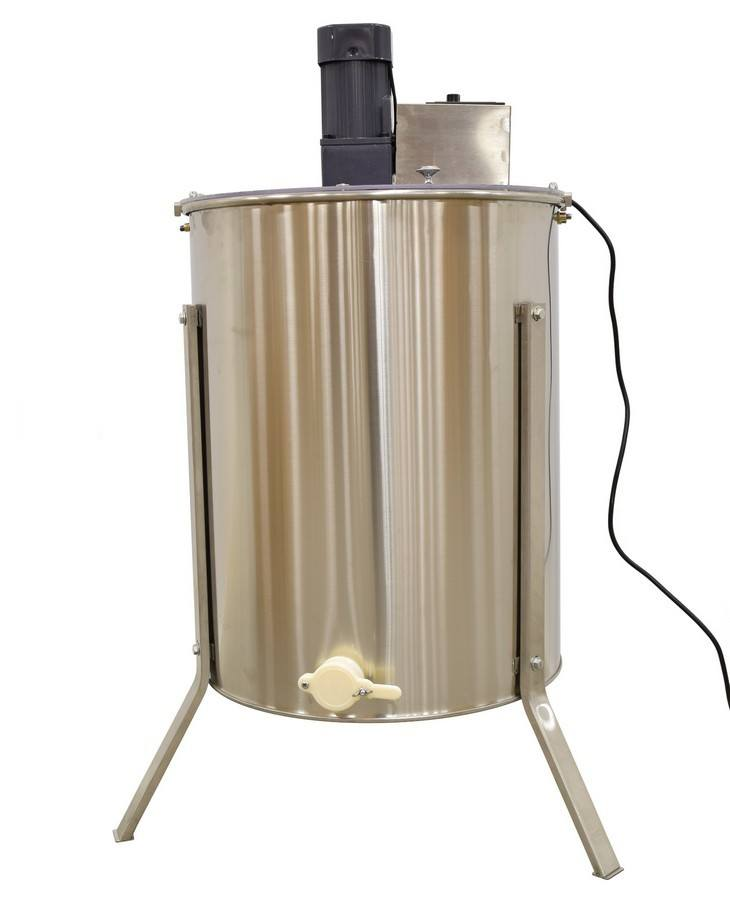 4-Frame Electric Honey Extractor
