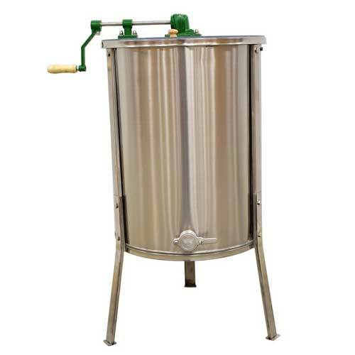 4/8 Frame Handcrank Honey Extractor