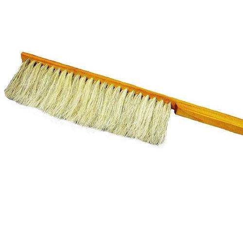 16-Inch Horsehair Bee Brush