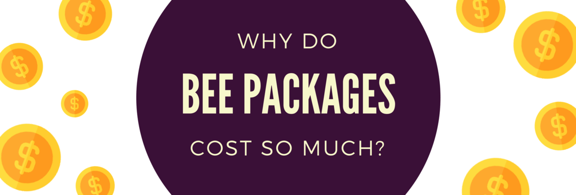 Historical Bee Package Costs