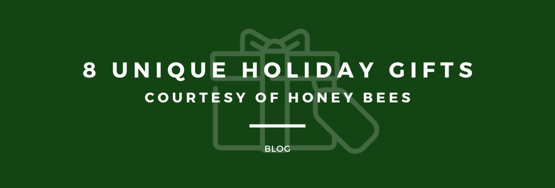 8 Unique Holiday Honey Bee Gifts - Bear Country Bees